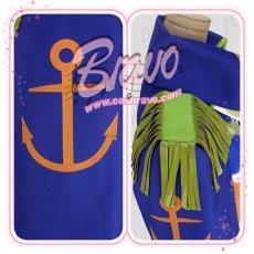 画像11: A3! (エースリー) 夏組 抜錨!スカイ海賊団 斑鳩三角 コスプレ衣装 (11)