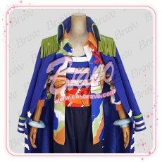画像6: A3! (エースリー) 夏組 抜錨!スカイ海賊団 斑鳩三角 コスプレ衣装 (6)