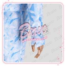 画像4: 僕のヒーローアカデミア 轟焦凍 ヒーローコスチューム 戦闘服 コスプレ衣装 (4)