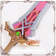 画像3: 英雄伝説 閃の軌跡III オーレリア・ルグィン 剣 武器 150cmコスプレ道具  (3)