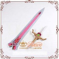 画像2: 英雄伝説 閃の軌跡III オーレリア・ルグィン 剣 武器 150cmコスプレ道具  (2)