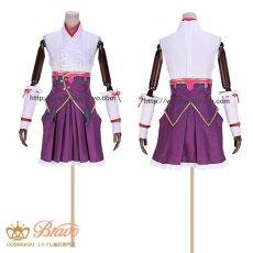 画像15: Fate/Grand Order FGO 霊基再臨 第一段階 アサシン 刑部姫 コスプレ衣装 (15)