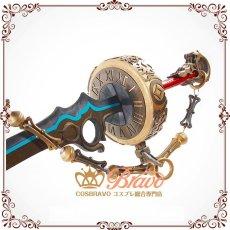 画像2: SINoALICE -シノアリス- アリス 束縛の剣 刀 コスプレ道具  (2)