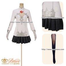 画像13: SINoALICE -シノアリス- スノウホワイト コスプレ衣装 (13)