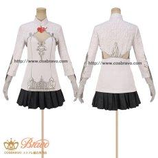 画像14: SINoALICE -シノアリス- スノウホワイト コスプレ衣装 (14)