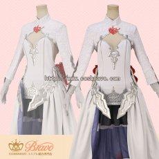 画像9: SINoALICE -シノアリス- スノウホワイト コスプレ衣装 (9)