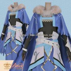 画像1: Fate/Grand Order FGO クー・フーリン コスプレ衣装 霊基再臨 最終再臨 キャスター (1)