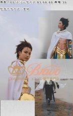 画像2: Fate Grand Order FGO オジマンディアス 霊基再臨 第二段階 コスプレ衣装 (2)