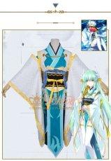 画像12: Fate/Grand Order FGO 清姫 コスプレ衣装 霊基再臨 第二段階 バーサーカー (12)