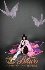 画像8: Fate/Grand Order FGO 霊基再臨 第一段階 アサシン 刑部姫 コスプレ衣装 (8)
