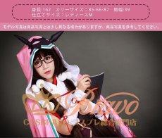 画像2: Fate/Grand Order FGO 霊基再臨 第一段階 アサシン 刑部姫 コスプレ衣装 (2)