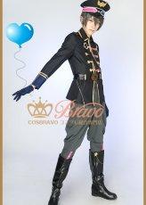 画像4: ツキウタ。 TSUKINO EMPIRE(ツキノ帝国) 卯月新 コスプレ衣装 (4)