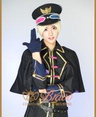 画像4: ツキウタ。 TSUKINO EMPIRE(ツキノ帝国) 皐月葵 コスプレ衣装 (4)