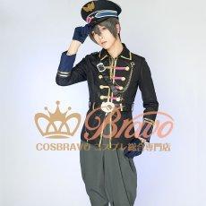 画像1: ツキウタ。 TSUKINO EMPIRE(ツキノ帝国) 卯月新 コスプレ衣装 (1)
