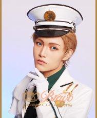 画像5: ツキウタ。 TSUKINO EMPIRE(ツキノ帝国) 文月海 コスプレ衣装 (5)