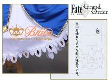 画像11: Fate/Grand Order FGO アルトリア・ペンドラゴン セイバー コスプレ衣装 マント付き (11)