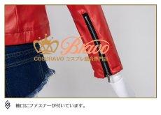 画像7: Fate/Apocrypha アポクリファ モードレッド 叛逆の騎士 赤のセイバー コスプレ衣装 私服 (7)