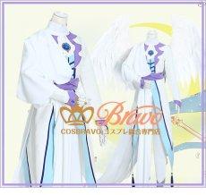 画像3: カードキャプターさくら クリアカード編 月城雪兎 月 ユエ コスプレ衣装  (翼なし) (3)
