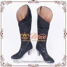 画像2: ヴァイオレット・エヴァーガーデン ベネディクト・ブルー コスプレ靴 (2)