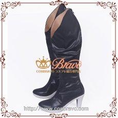 画像4: ヴァイオレット・エヴァーガーデン ベネディクト・ブルー コスプレ靴 (4)