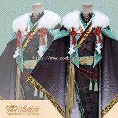 画像1: ツキウタ。 ツキパラ。 開運月歌ガシャ 弥生春 コスプレ衣装 (1)