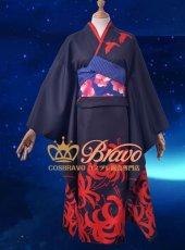 画像3: Fate/Grand Order FGO 霊基再臨 第三段階 浅上藤乃 コスプレ衣装 アーチャー (3)