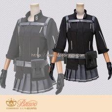 画像15: Fate/Grand Order FGO 主人公 ぐだ子 極地用カルデア制服 コスプレ衣装 魔術礼装 (15)