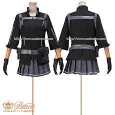 画像16: Fate/Grand Order FGO 主人公 ぐだ子 極地用カルデア制服 コスプレ衣装 魔術礼装 (16)