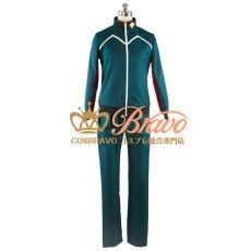 画像2: イナズマイレブン アレスの天秤 帝国学園 風丸一郎太 ジャージ コスプレ衣装 (2)