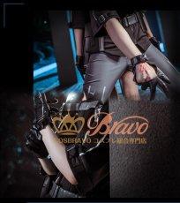 画像8: Fate/Grand Order FGO 主人公 ぐだ男 極地用カルデア制服 コスプレ衣装 魔術礼装 (8)