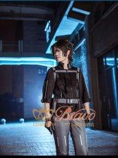 画像6: Fate/Grand Order FGO 主人公 ぐだ男 極地用カルデア制服 コスプレ衣装 魔術礼装 (6)