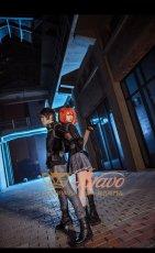 画像16: Fate/Grand Order FGO 主人公 ぐだ男 極地用カルデア制服 コスプレ衣装 魔術礼装 (16)