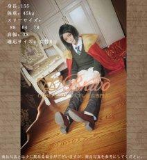 画像2: Fate/Grand Order FGO ウェイバー・ベルベット エルメロイII 諸葛孔明 コスプレ衣装 第三再臨 キャスター (2)