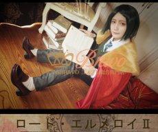 画像5: Fate/Grand Order FGO ウェイバー・ベルベット エルメロイII 諸葛孔明 コスプレ衣装 第三再臨 キャスター (5)