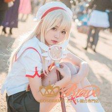 画像1: Fate/Grand Order Fate/kaleid liner プリズマ☆イリヤ イリヤスフィール・フォン・アインツベルン コスプレ衣装 キャスター (1)