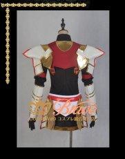 画像4: Fate/Apocrypha FGO アストルフォ コスプレ衣装  霊基再臨 第2段階 ライダー (4)