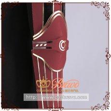画像3:  刀剣乱舞 加州清光 極 籠手 脚装備 防具 コスプレ道具  (3)