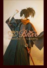 画像9: Fate/Grand Order FGO ぐだぐだ帝都聖杯奇譚 岡田以蔵 コスプレ衣装 霊基再臨 第一段階 (9)