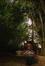 画像4: Fate/Grand Order FGO ぐだぐだ帝都聖杯奇譚 岡田以蔵 コスプレ衣装 霊基再臨 第一段階 (4)