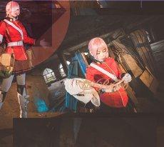 画像3: Fate/Grand Order FGO ナイチンゲール コスプレ衣装 霊基再臨 第1段階 (3)