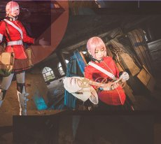 画像3: Fate/Grand Order FGO ナイチンゲール コスプレ衣装 霊基再臨 第2段階 (3)