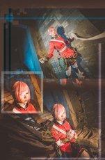 画像6: Fate/Grand Order FGO ナイチンゲール コスプレ衣装 霊基再臨 第2段階 (6)