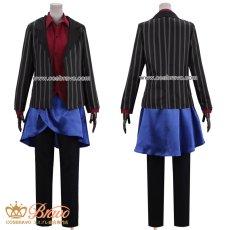 画像3: ヒプノシスマイク Limited Base 山田二郎 コラボグッズ衣装 スーツ コスプレ衣装 (3)