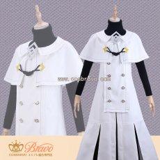 画像1: Fate/Grand Order FGO 芥ヒナコ コスプレ衣装 (1)