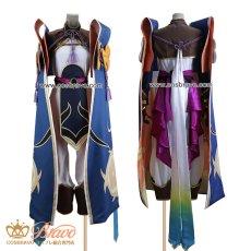画像7: Fate/Grand Order FGO 蘭陵王 コスプレ衣装 霊基再臨 最終再臨 (7)