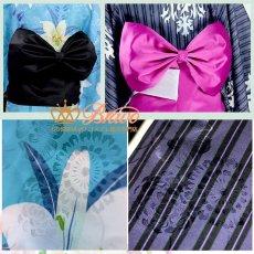 画像9: Fate Grand Order FGO 浴衣 ジャンヌ・ダルク/ジャンヌ・オルタ コスプレ衣装 (9)