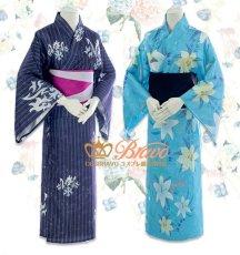 画像6: Fate Grand Order FGO 浴衣 ジャンヌ・ダルク/ジャンヌ・オルタ コスプレ衣装 (6)