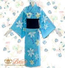 画像8: Fate Grand Order FGO 浴衣 ジャンヌ・ダルク/ジャンヌ・オルタ コスプレ衣装 (8)