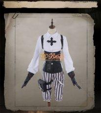 画像4: 第五人格 IdentityV ゴシック 機械技師 トレイシー コスプレ衣装 (4)