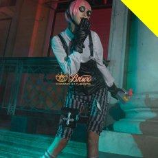 画像3: 第五人格 IdentityV ゴシック 機械技師 トレイシー コスプレ衣装 (3)